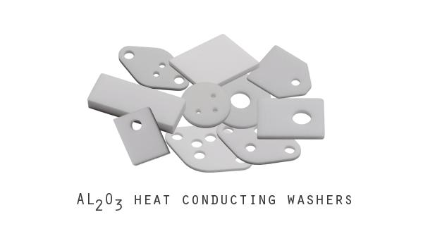 AL2O3-washers