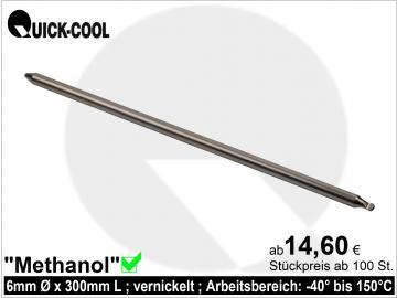 Methanol-Heatpipe 6x300mm