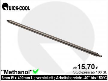 Methanol-Heatpipe 6x400mm