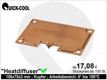 Heatdiffuser-rectangular