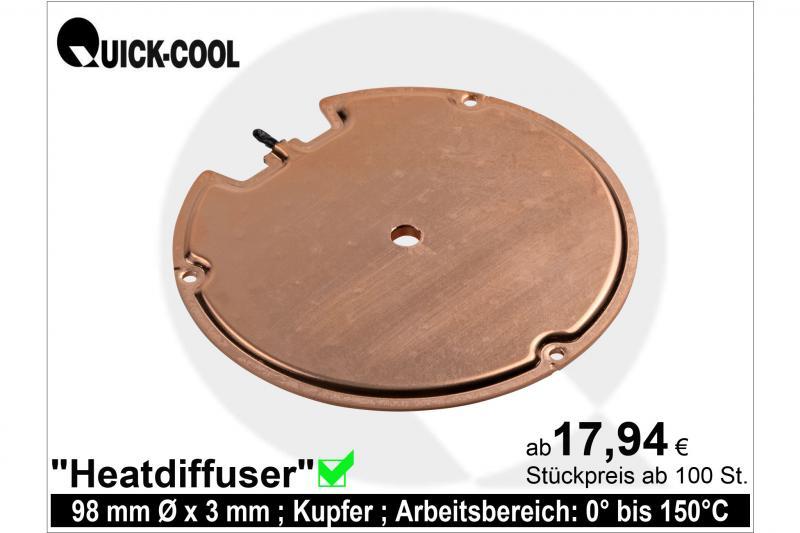 Heatdiffuser-rund