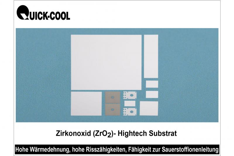 Zirkonoxide-Substrate