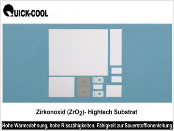 Zirkonoxid-Substrat