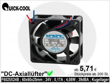 DC-Axialluefter-F6025X24B