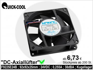 DC axial fan-F9225E24B
