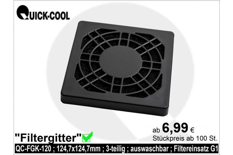 Filtergitter-QC-FGK-120