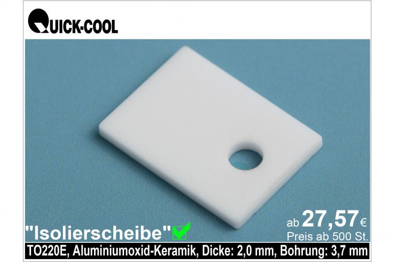 AL2O3-Isolierscheibe-TO220E-2mm