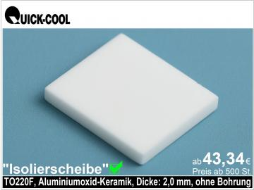 AL2O3-Isolierscheibe-TO220F-2mm