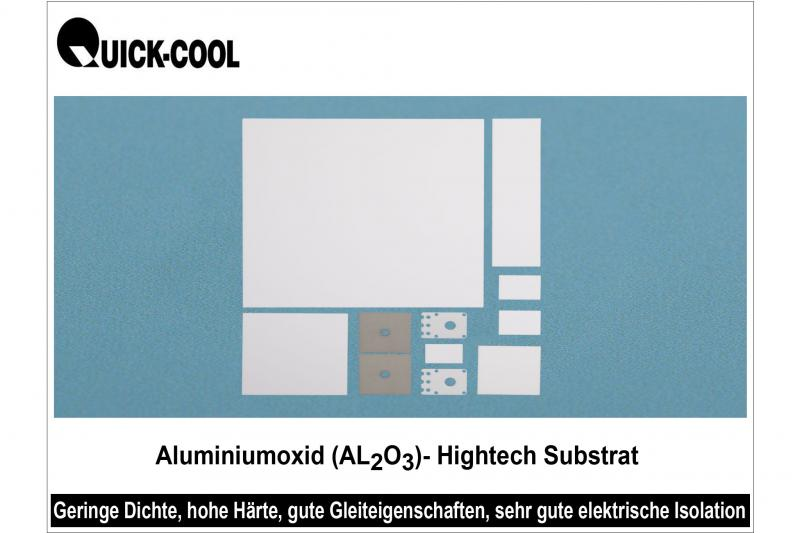 Aluminiumoxide-Substrate