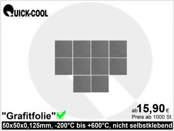 Graphitfolie-50x50