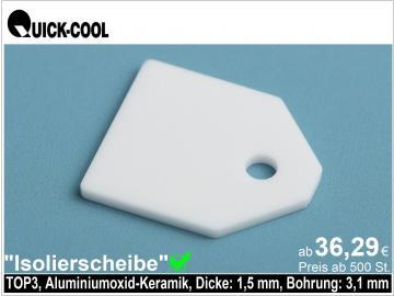AL2O3-Isolierscheibe-TOP3-1,5mm