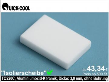 AL2O3-Isolierscheibe-TO220C-3mm