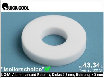 AL2O3-Isolierscheibe-DO4A-3,5mm