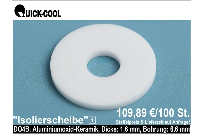 AL2O3-Isolierscheibe-DO4B-1,6mm