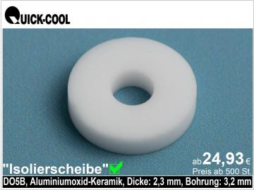 AL2O3-Isolierscheibe-DO5B-2,3mm