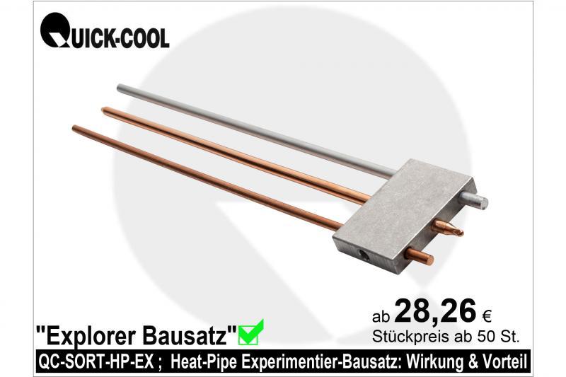 Heatpipe-Bausatz