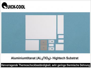 Aluminiumtitanat-Substrat