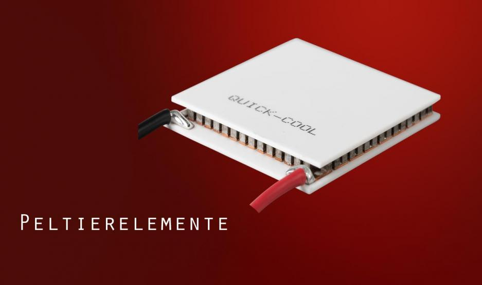 Quick-Cool: Peltier-Elemente, Einstufig & Zweistufig, Standard, Premium & Superior